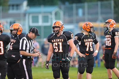 Stewartville Tigers vs St. Charles Saints