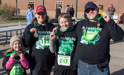 St. Patrick's Day 5K Run/Walk 2017