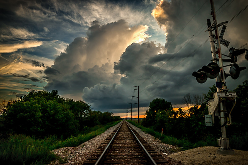 Track Away