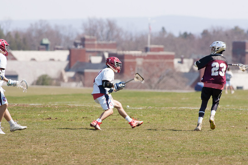 Boys' Thirds Lacrosse v Indian Mountain