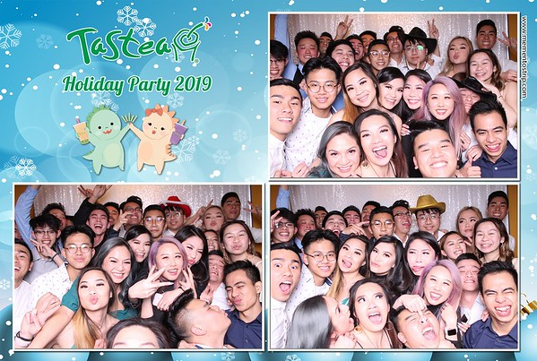 Tastea Holiday Party 2019