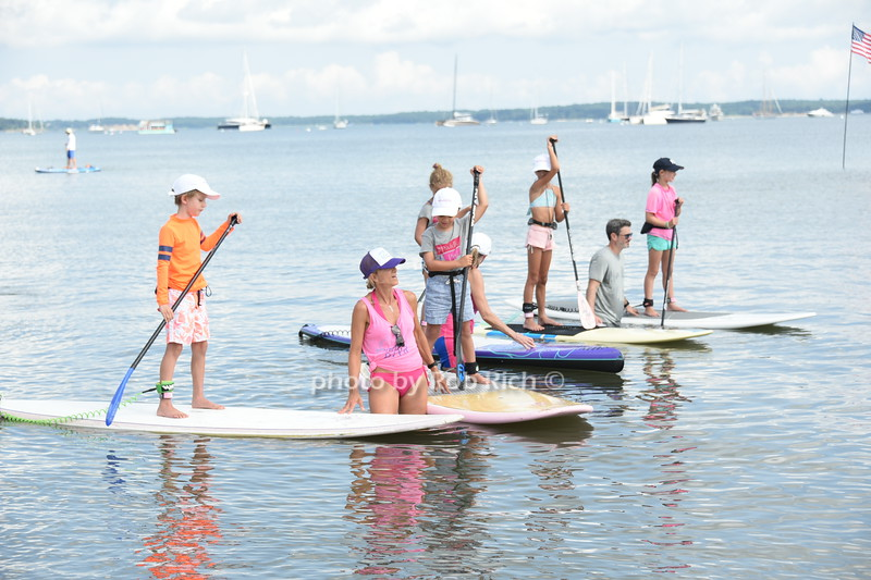 Hamptons Paddle for Pink 2019