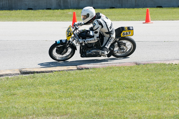 Road America AHRMA Vintage Motorcycle Racing Rockerbox 2015
