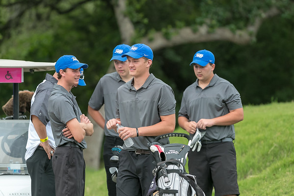 Rockdale Boys Golf State Finalists 2018