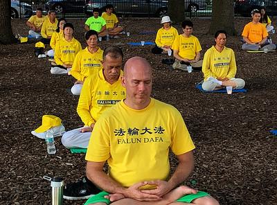 Falun Dafa Events
