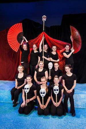 NWCT 2012-1000 Cranes
