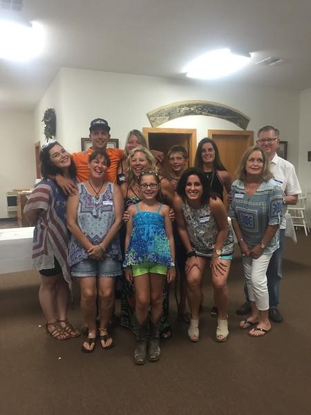 Kammy Lancaster Family