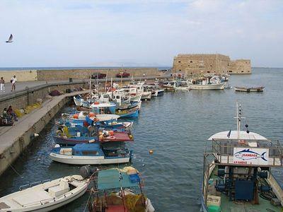 Crete-Heraklion