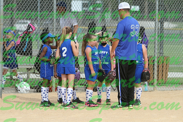 Suwannee Parks and Recreation - Softball - 2014