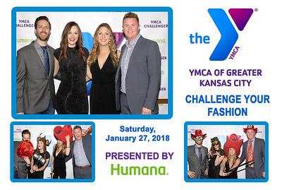 YMCA Challenge Your Fashion  2018
