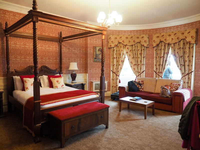 Crosby Room at Ballyseede Castle in Ireland