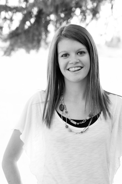 Megan Watkins Senior 2012
