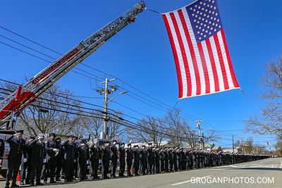 LT Raguso Funeral 3/31/18