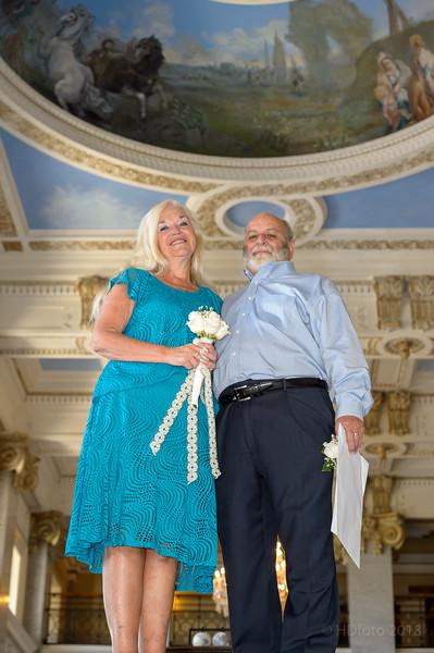 Allen & Teresa Gilbert Wedding