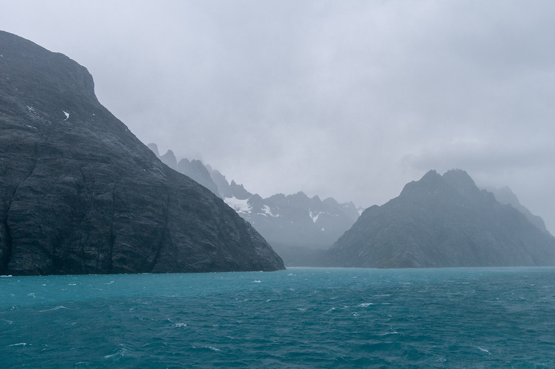 Drygalskiy Fjord, South Georgia Island