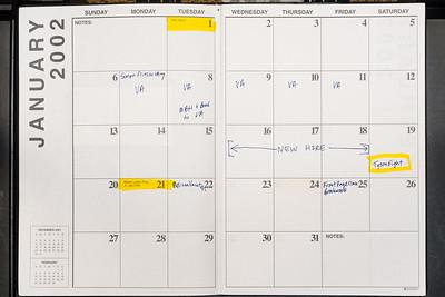 John's Calendars