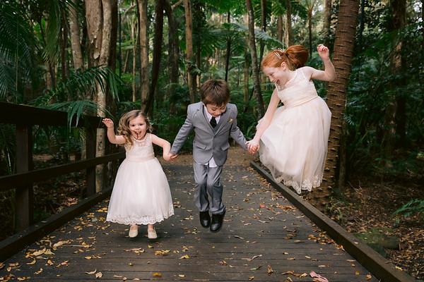 Sara & Brodyn: Maroochy Botanic Gardens Wedding
