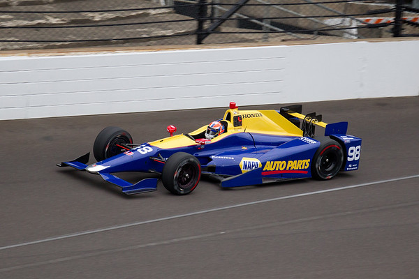 2016 - 100th Running of the Indianapolis 500
