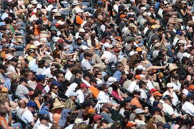 SF Giants v NY Mets - May 9, 2007