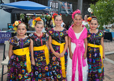 El Día de San Juan Fiesta and Monsoon Blessing