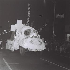 2213 Homecoming Parade 1969