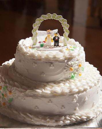 7 - Reception & Cake & Dancing