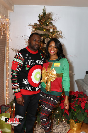 Meet the Browns 2nd Annual Holiday Adrienne & Mario 12-17-2016