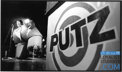 Comedian Marty Putz