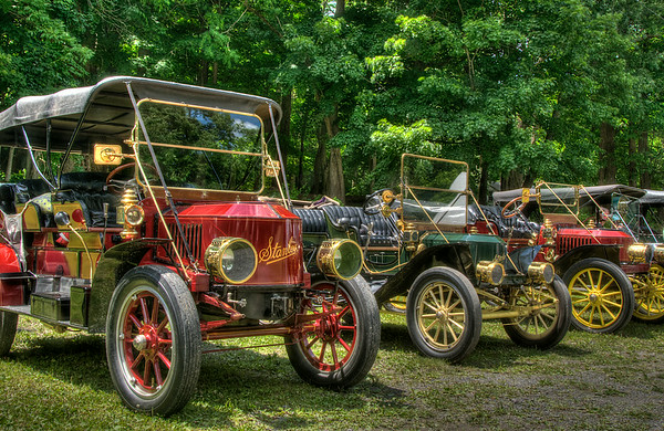 Steam Autos in Copake