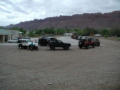 Adventures in Moab, UT 2005