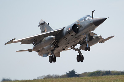 Mirage F1CR à Lann-Bihoué