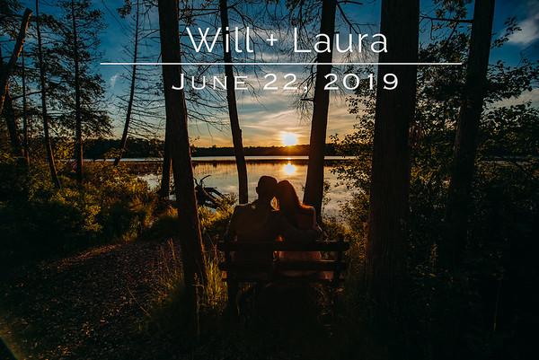 Will + Laura