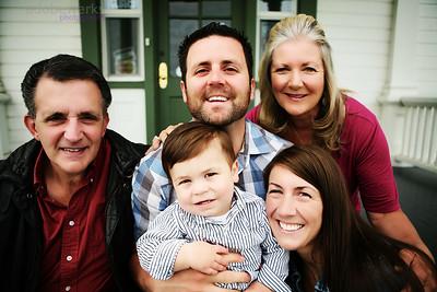 Valenti-Bacon Family