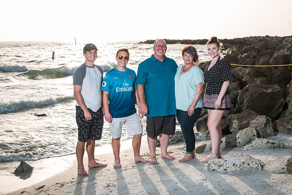 Pressel Family Photos Clearwater