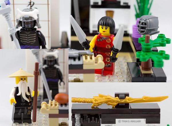 My Lego MOCs (My Own Creation)