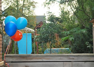 Sylvia turns 5