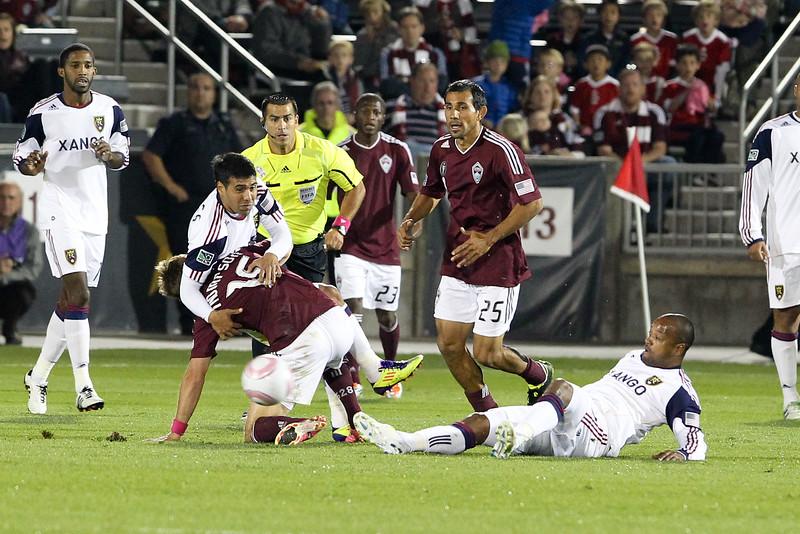 2011-10-14 Colorado Rapids vs Real Salt Lake