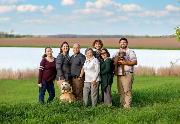 Extended Family: Sosa