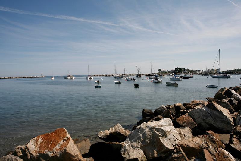 Harbor near Rye, NH