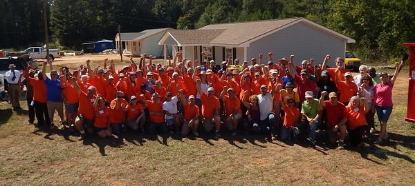 2016 Legacy Build: Valley, Alabama