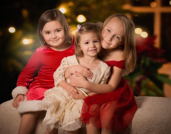 Fiona, Lilah & Ava 2015