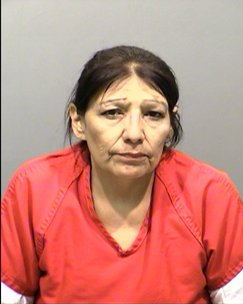 . A 55-year-old woman accused of leaving her granddaughter in Denver\'s Civic Center Park last week after the city\'s fireworks show was arrested Thursday morning in Lakewood on an unrelated case. Brenda Littlespottedhorse was taken into custody on a probation violation warrant out of South Dakota, according to Lakewood police . (Jefferson County Sheriff\'s Office)
