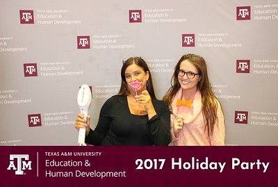 2017 CEHD Holiday Party Photo Booth