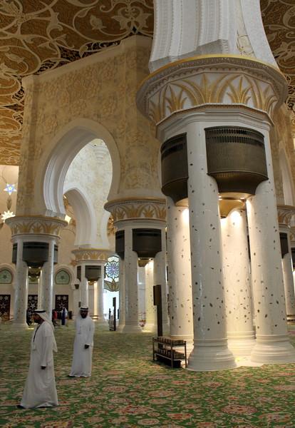 Sheikh Zayed Grand Mosque, Abu Dhabi – Josef Rokus