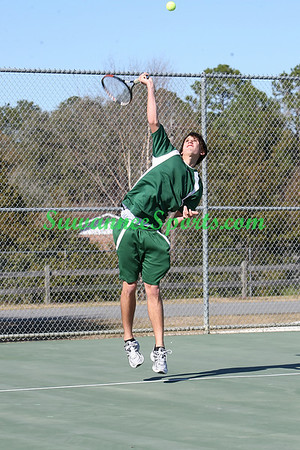 Suwannee High School Tennis 2010