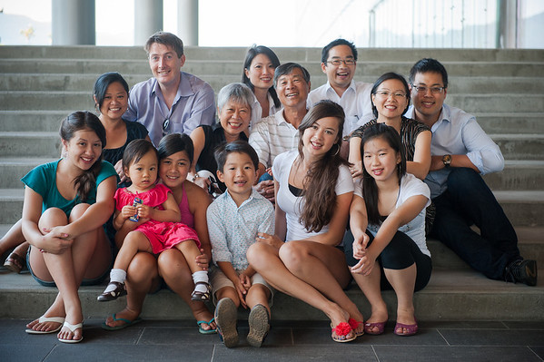 Tan Family August 2012
