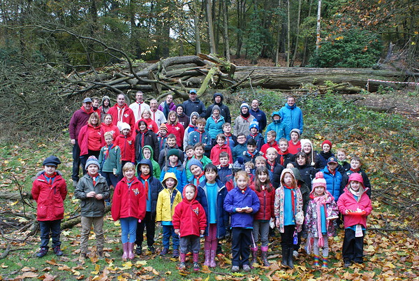 2016-11-06 Group Camp