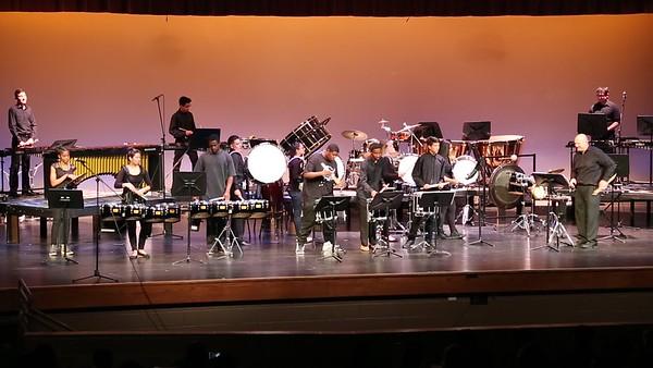 2017 Percussion Extravaganza!