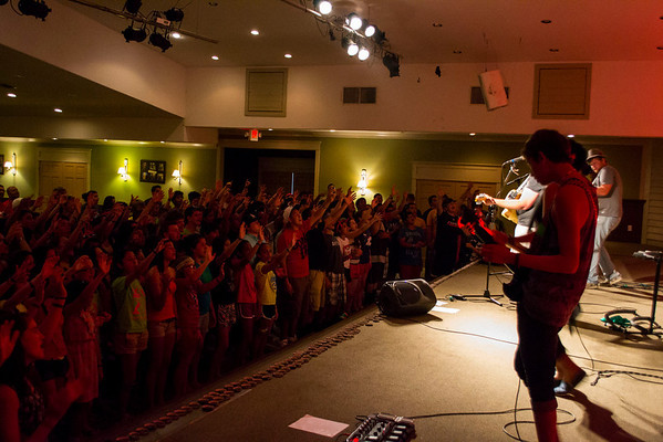 Palm Valley Church: Youth - August 4, 2012, Evening