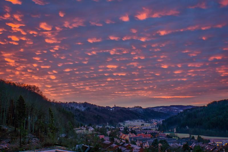 Kalter Morgen | Fresh morning, Stallikon